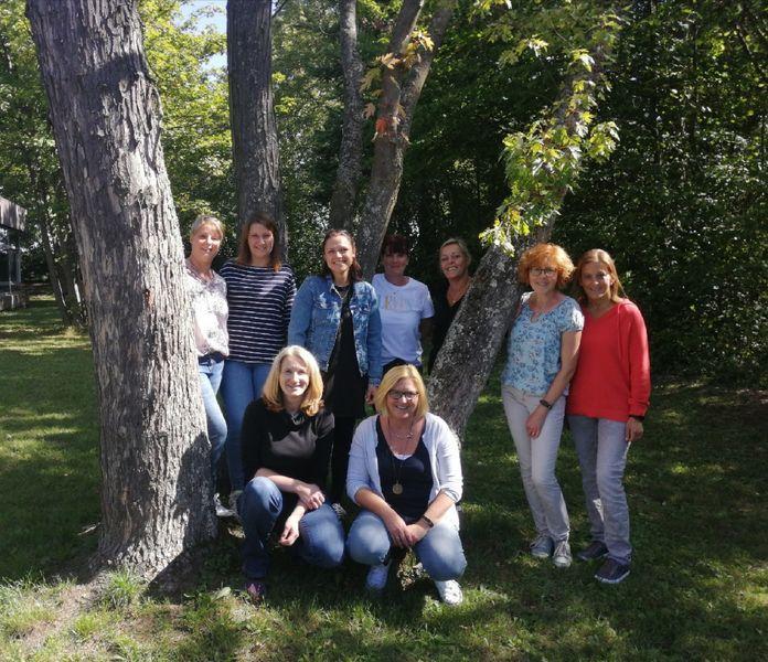 Unser Team der Mittagsbetreuung in Schwanfeld