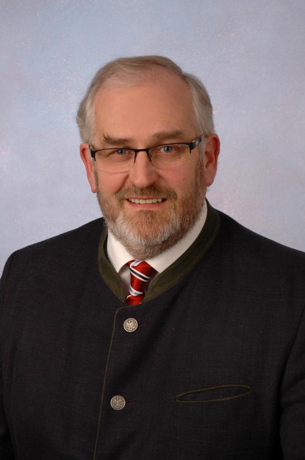 Bürgermeister Max König