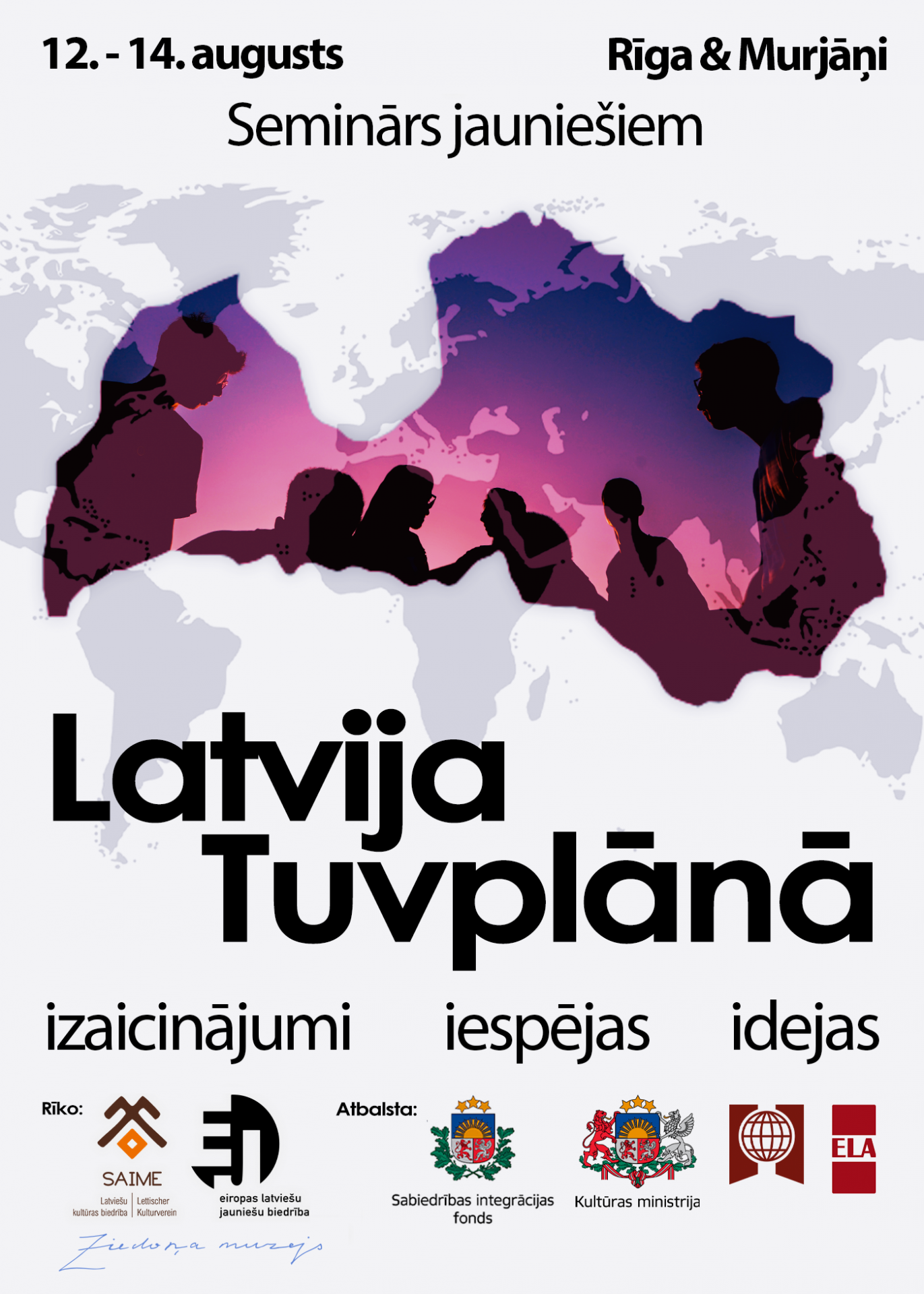 Latvija Tuvplānā