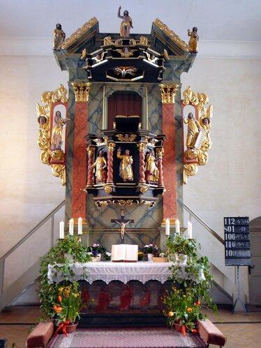 St. Nikolaus Kirche zu Alladorf