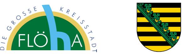 2020-11-04 Logo - Stadt Floeha + Sachsen