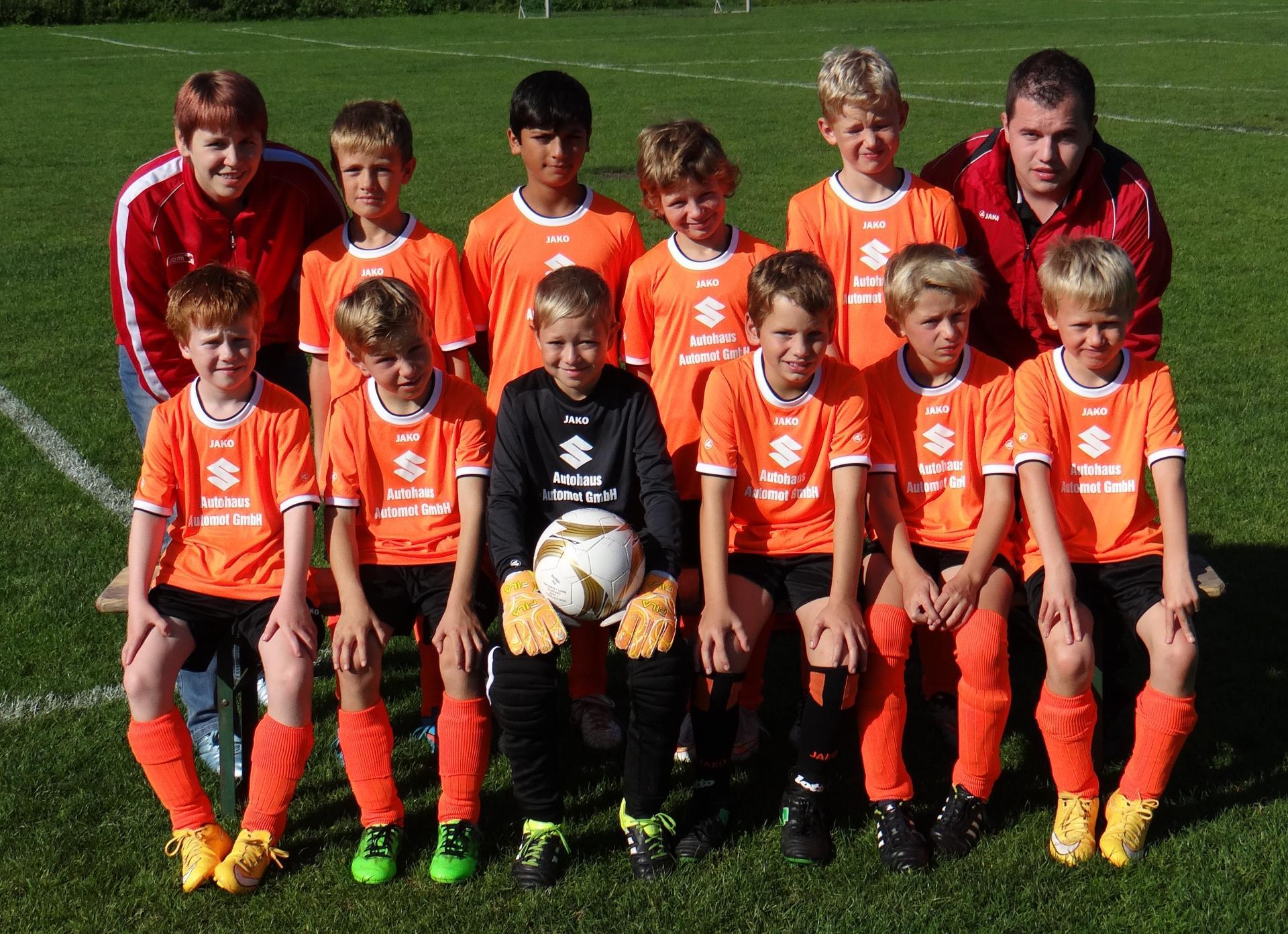 E-Junioren 2015/16