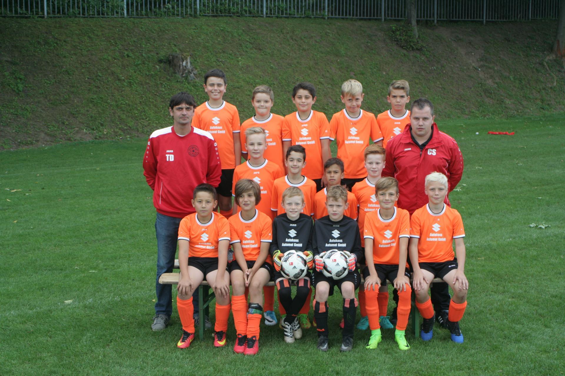 E-Junioren 2017/18
