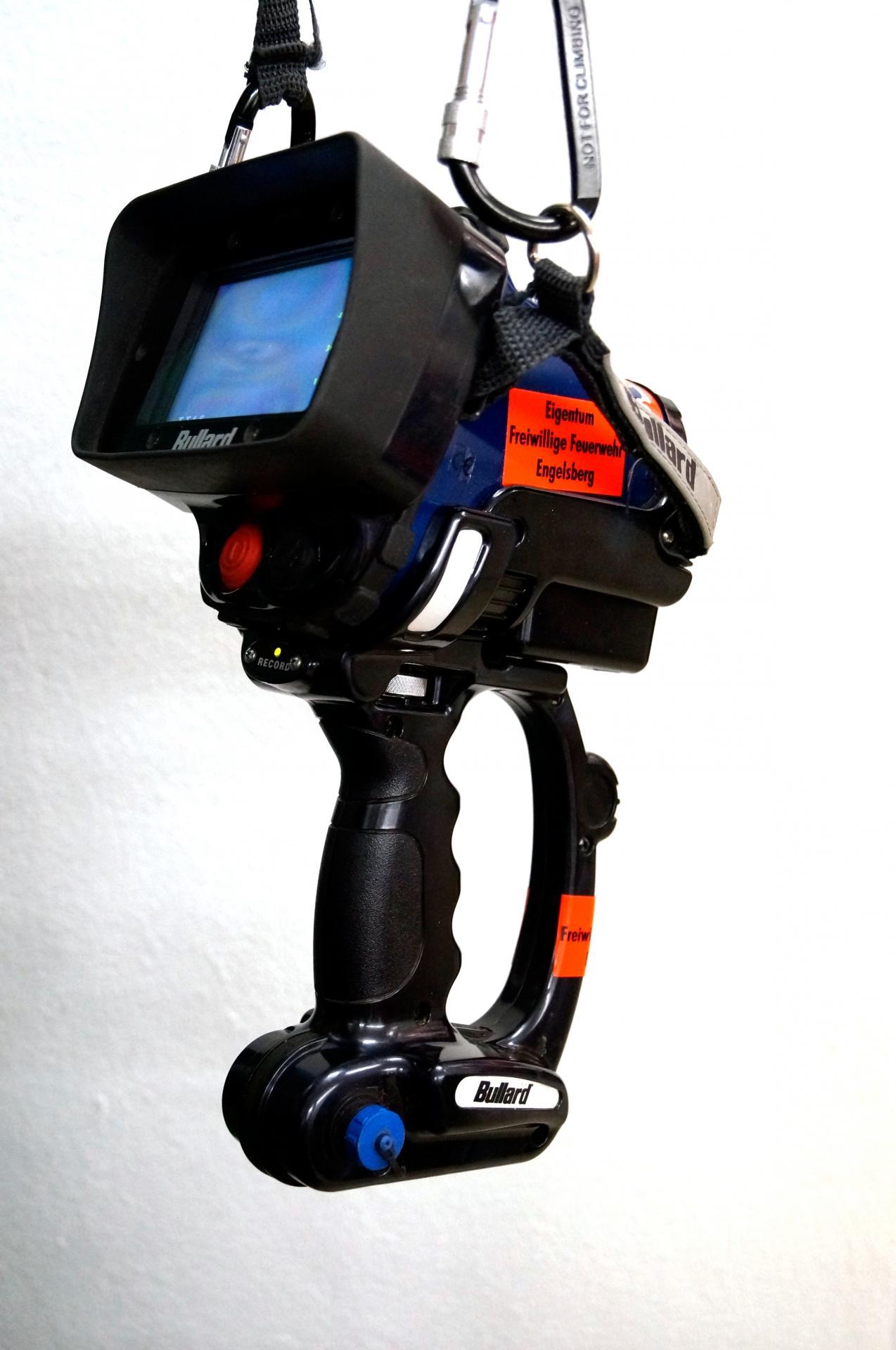 Wärmebildkamera Bullard T4max
