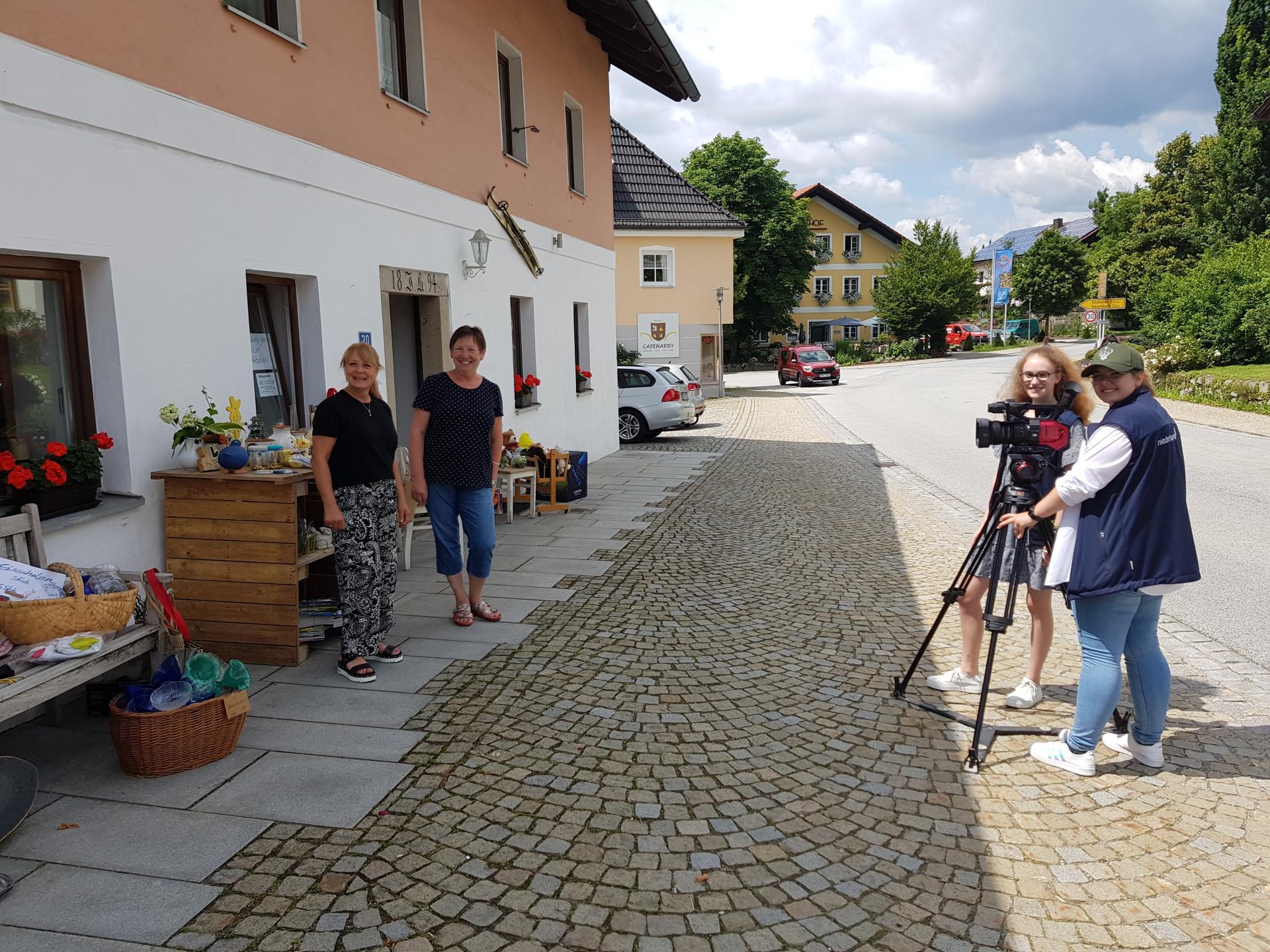 Stöberstübchen Niederbayern TV