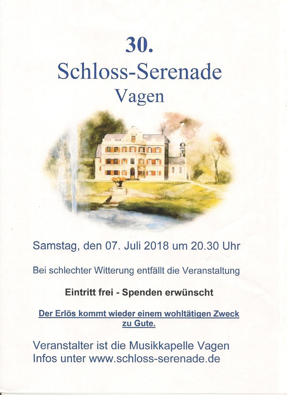 30. Schloss-Serenade Vagen
