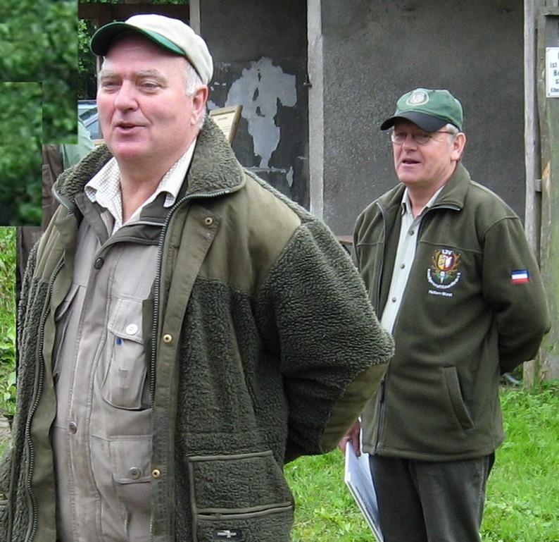 Hans Jarr - Bernd Vollertsen