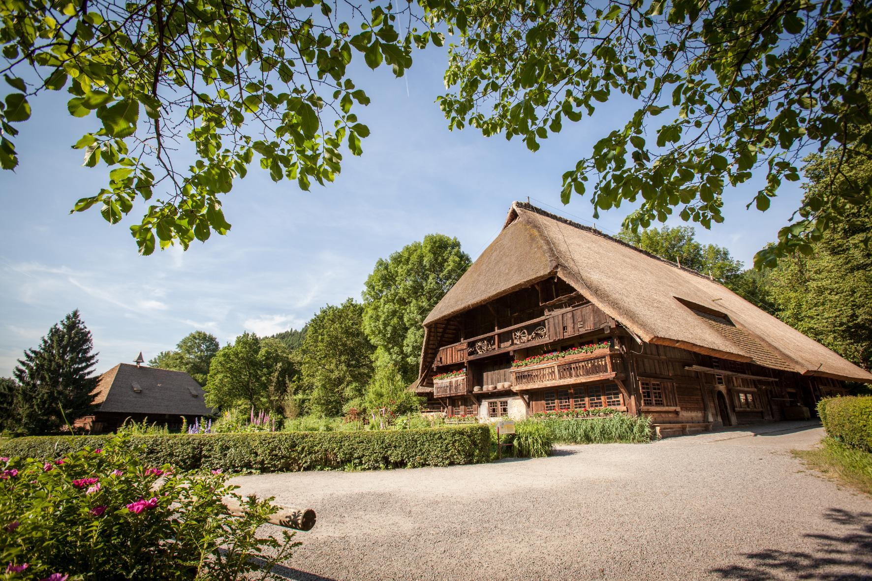 Vogtsbauernhof, Foto: Schwarzwälder Freilichtmuseum Vogtsbauernhof