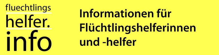 Flüchtlingshelfer Info