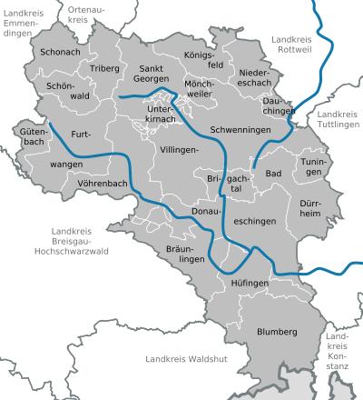Karte Anlaufstellen