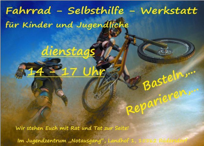 Fahrrad Selbsthilfe Werkstatt