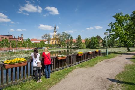 Kloster Neuzelle Foto: Seenland oder Spree Florian Läufer