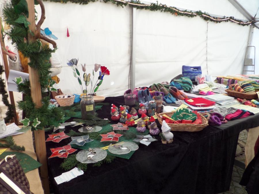 Weihnachtsmarkt Neuzelle Foto: Besucherinformation Neuzelle