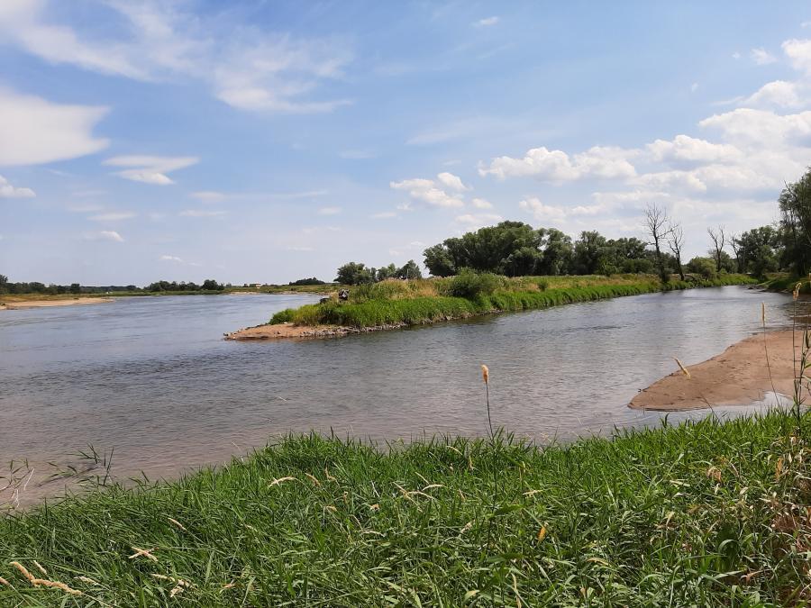 Oder-Neiße-Mündung Ratzdorf Foto: Besucherinformation Neuzelle