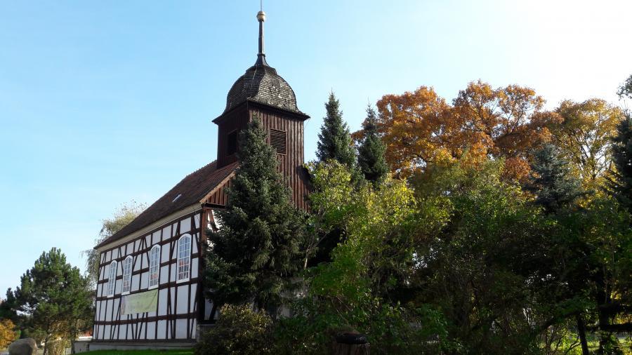 offene Kirche Steinsdorf Foto: Besucherinformation Neuzelle