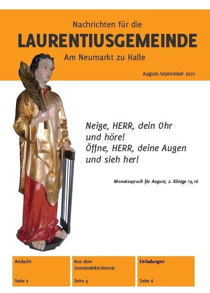 Gemeindeblatt 2021_08_09