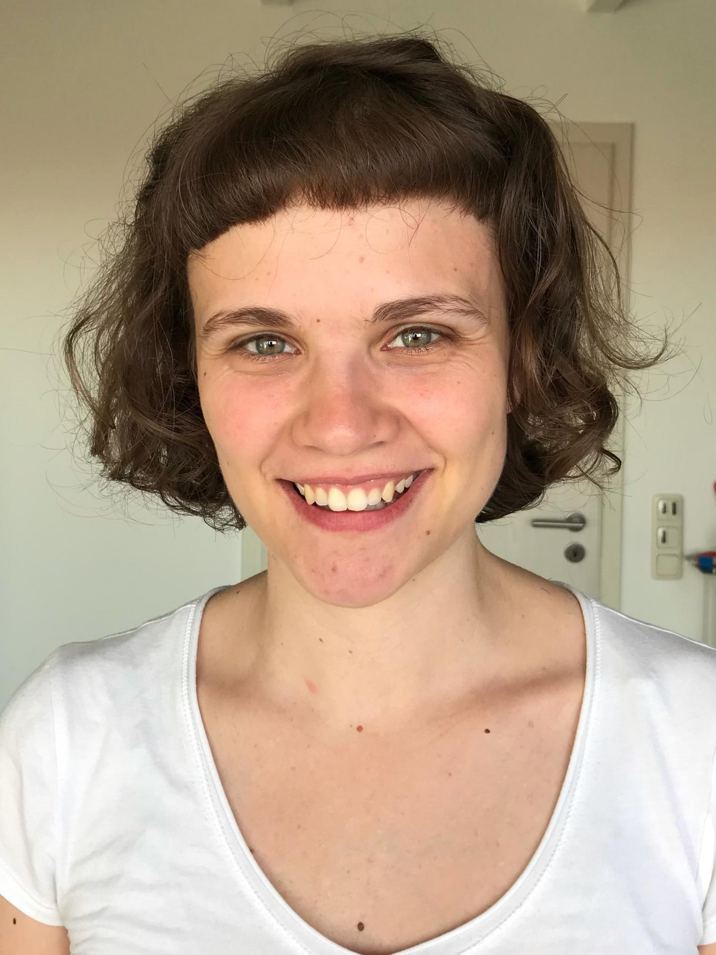 Gemeindepädagogin Sara-Carina Hofmann
