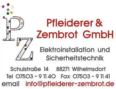 Pfleiderer & Zembrot GmbH