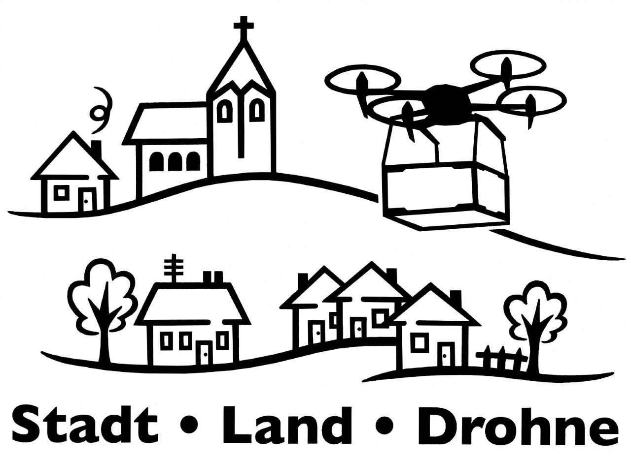 Logo Drohne
