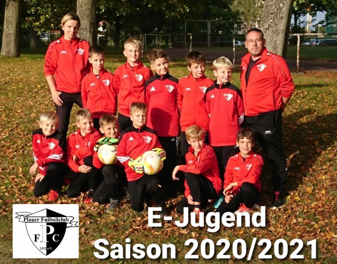 E-Jugend Saison 2020/2021