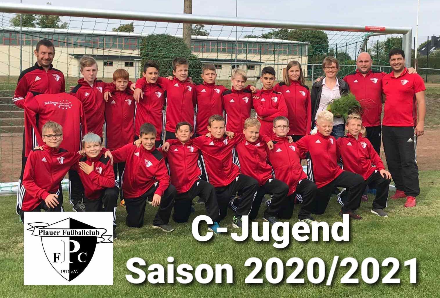 C-Jugend Saison 2020/2021