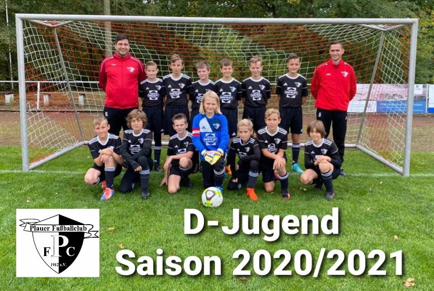 D-Jugend Saison 2020/2021