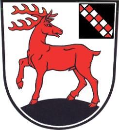 Wappen der Gemeinde Udestedt