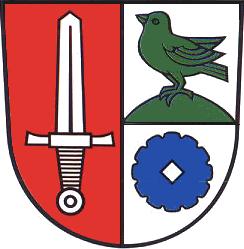 Wappen der Gemeinde Vogelsberg