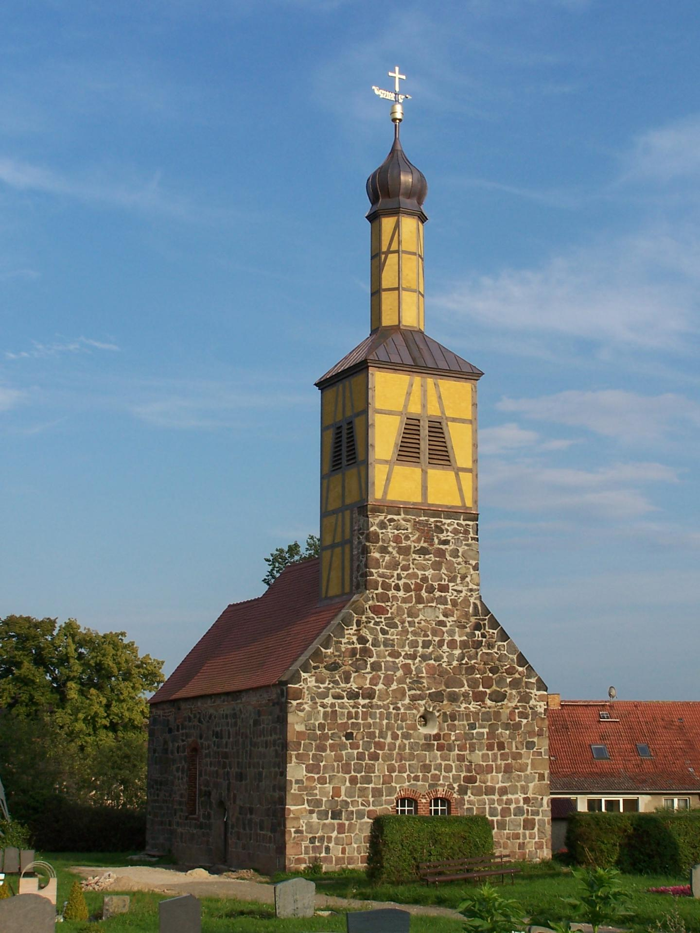 Kirche Werbig