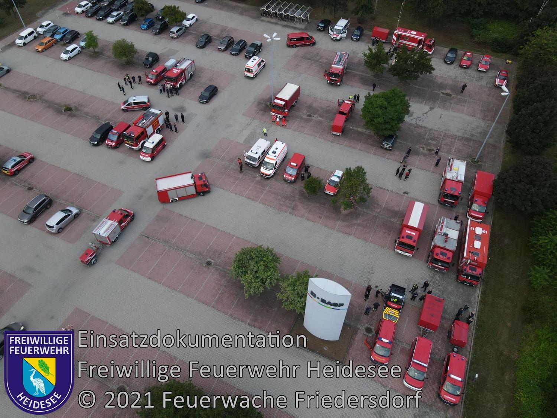 Einsatz 98/2021 | Amtshilfe Hochwasser | Ahrweiler Rheinland-Pfalz | 05.08.2021