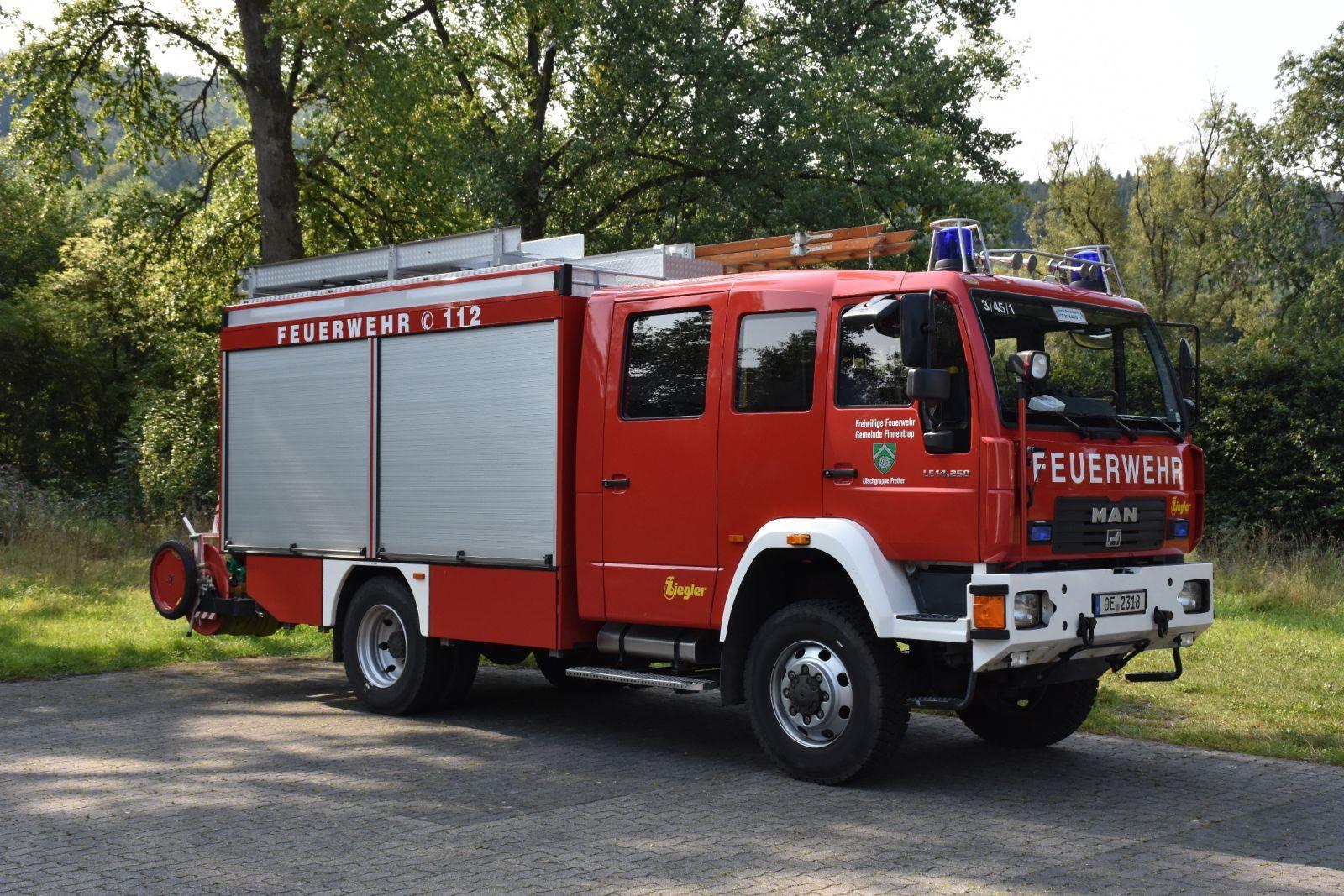 LF 20 TS Fretter