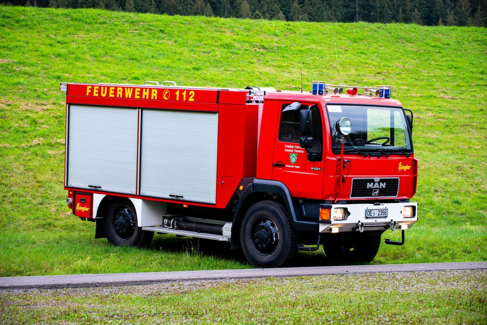TLF 3000 Heggen