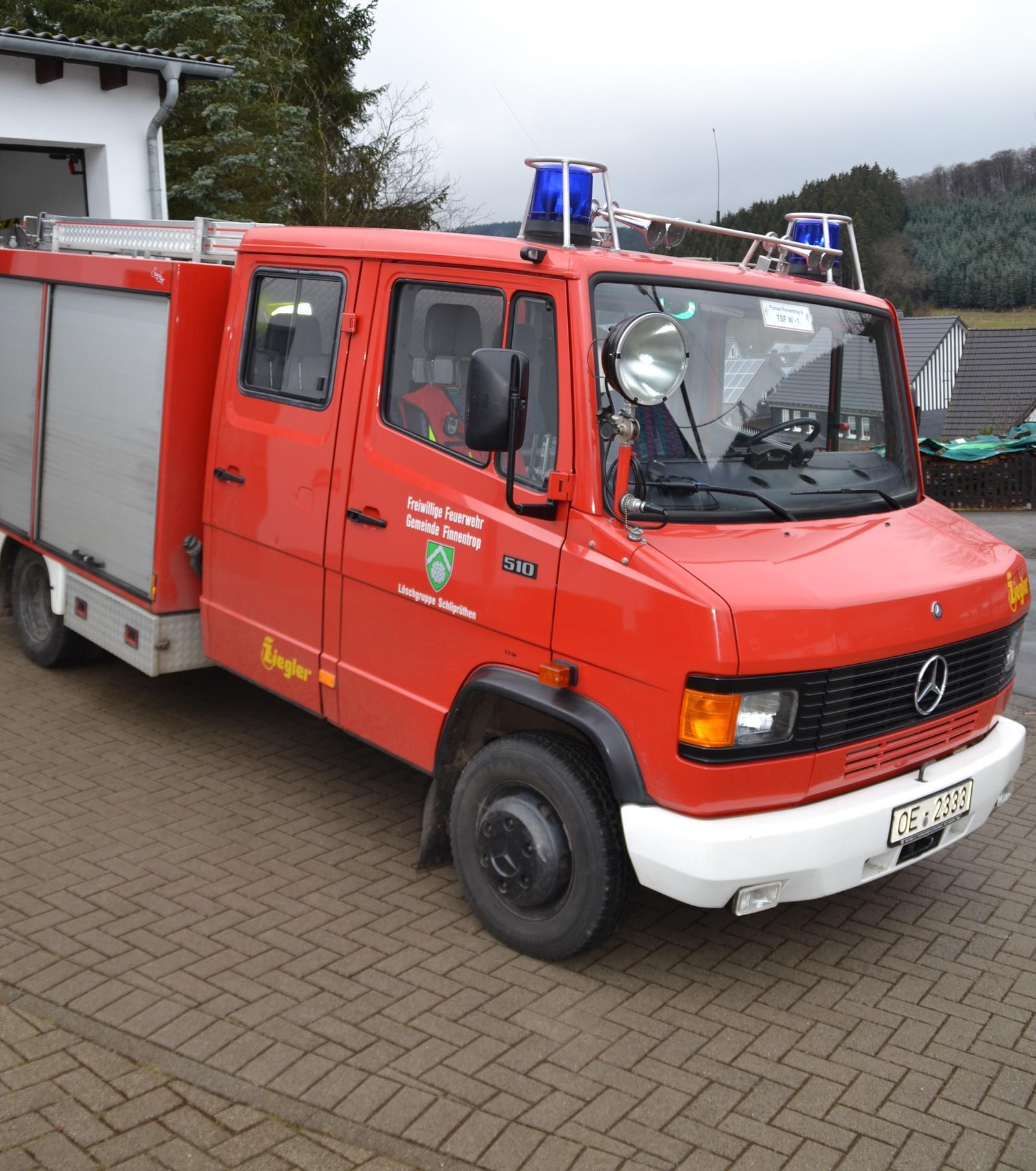 TSF-W Schliprüthen