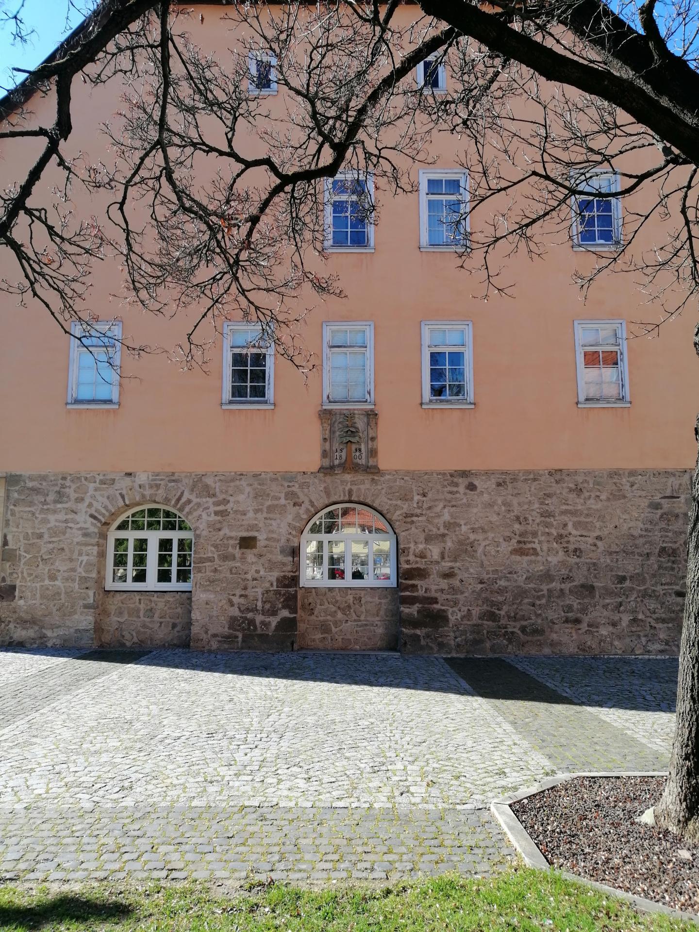 Rathaus Westgiebel