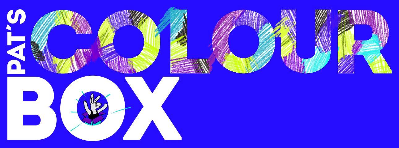 LOGO Pat´s Colour Box