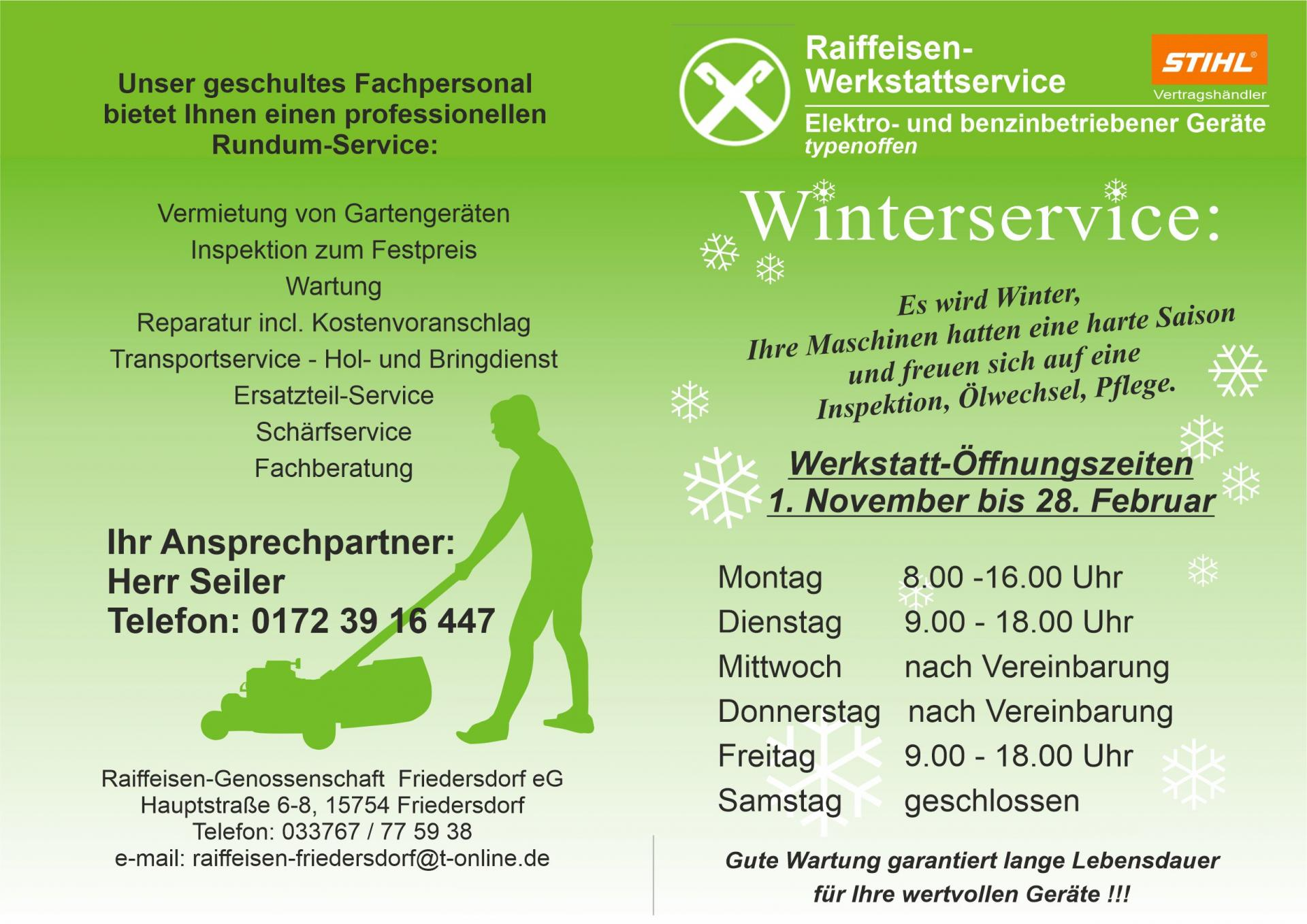 Flyer 2021 A5 Winterservice
