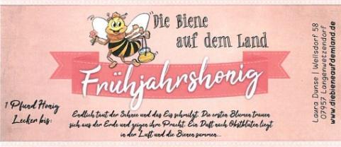 Landbienen-Imkerei Laura Dunse,