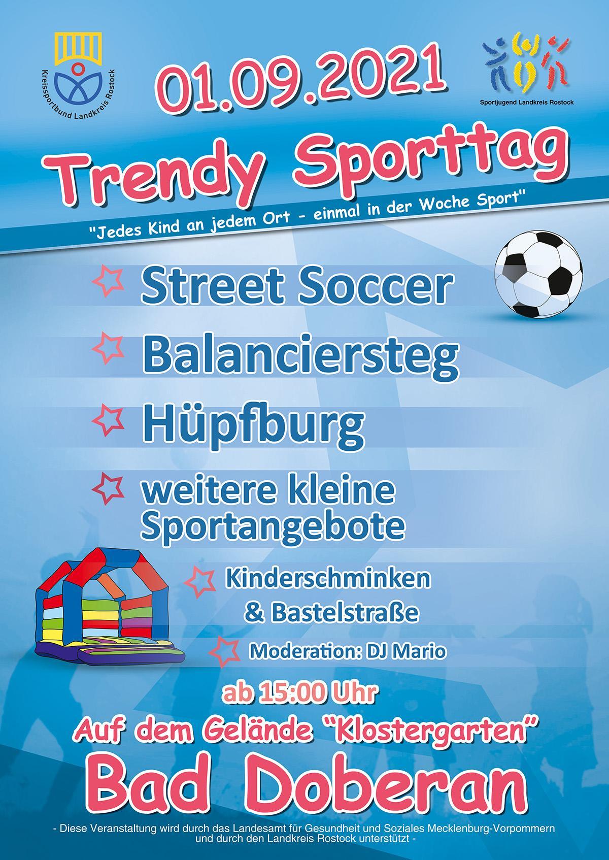 Trendysporttag 2021_Plakat