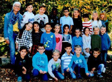 Klassenfoto_Schneckenklasse