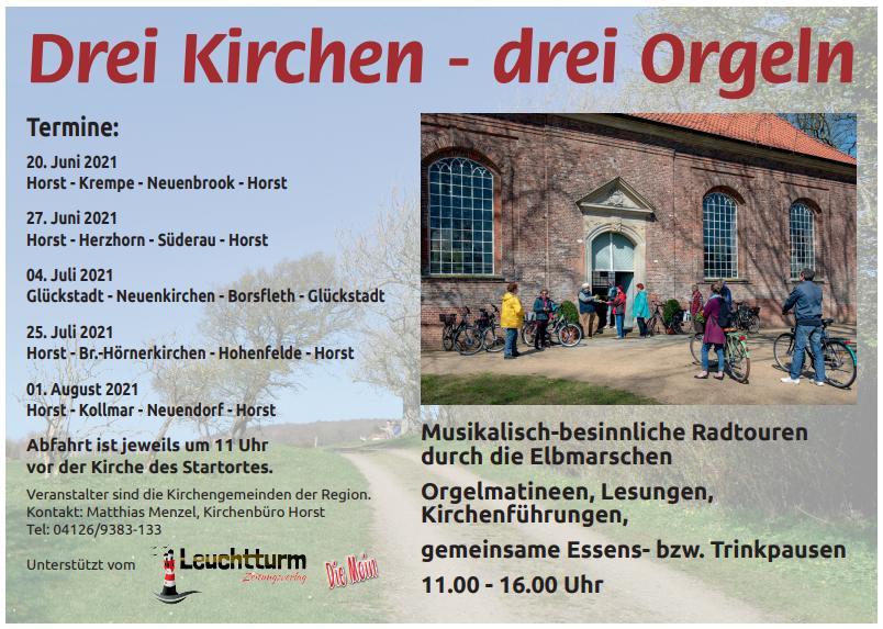 Orgel-Radtouren