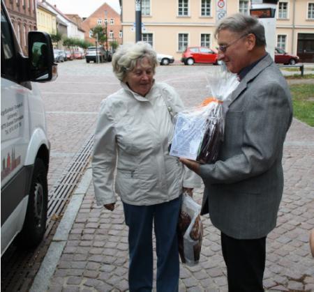 Jubiläum Bürgerbus