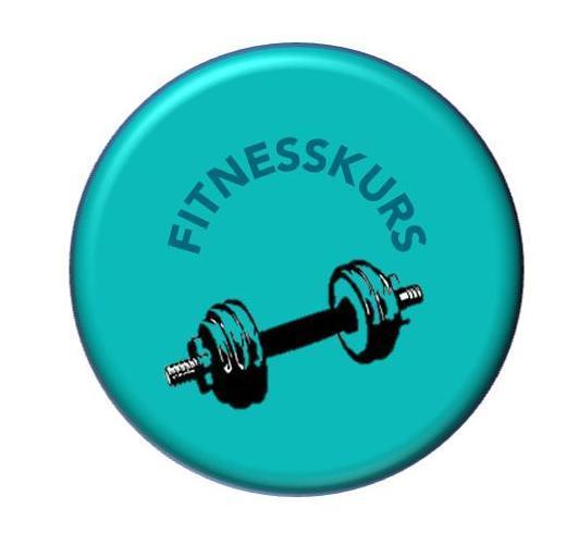 Kurse- Symbol Fitnesskurs