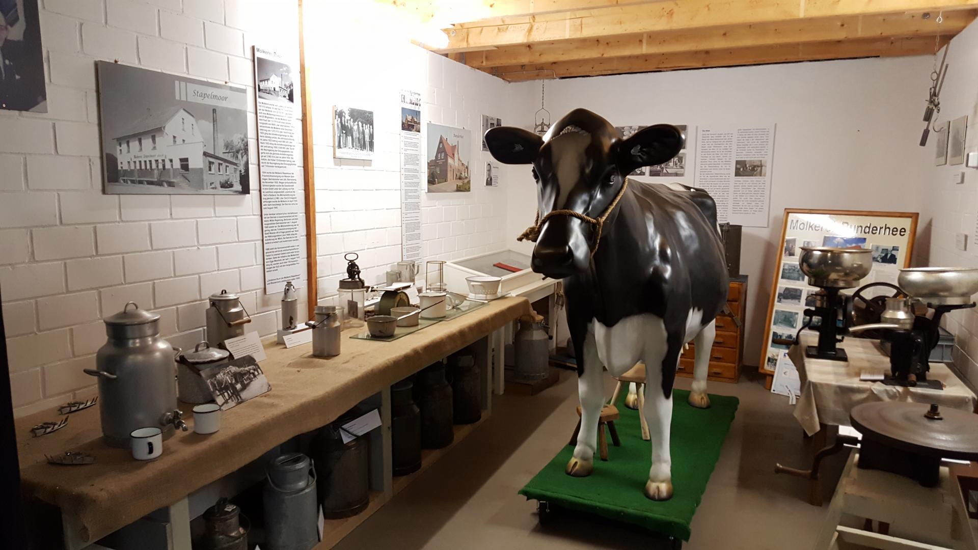 Milch- und Molkereimuseum