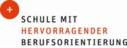 Logo: Schule mit Hervorragender Berufsorientierung