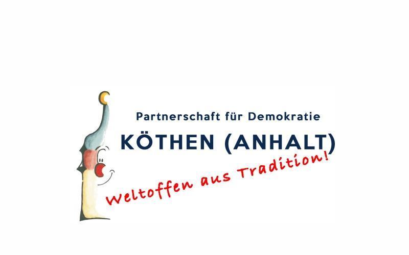 Partnerschaft für Demokratie Köthen