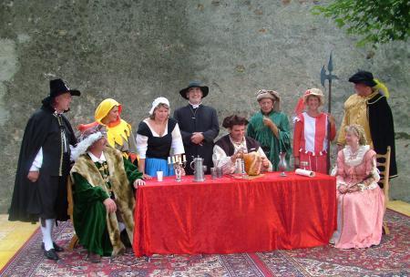 Theatergruppe etic