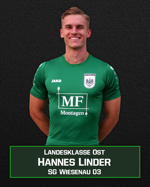 Hannes Linder