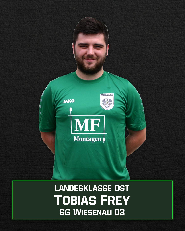 Tobias Frey
