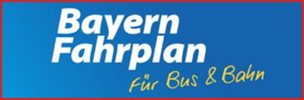 Bayern-Fahrplan