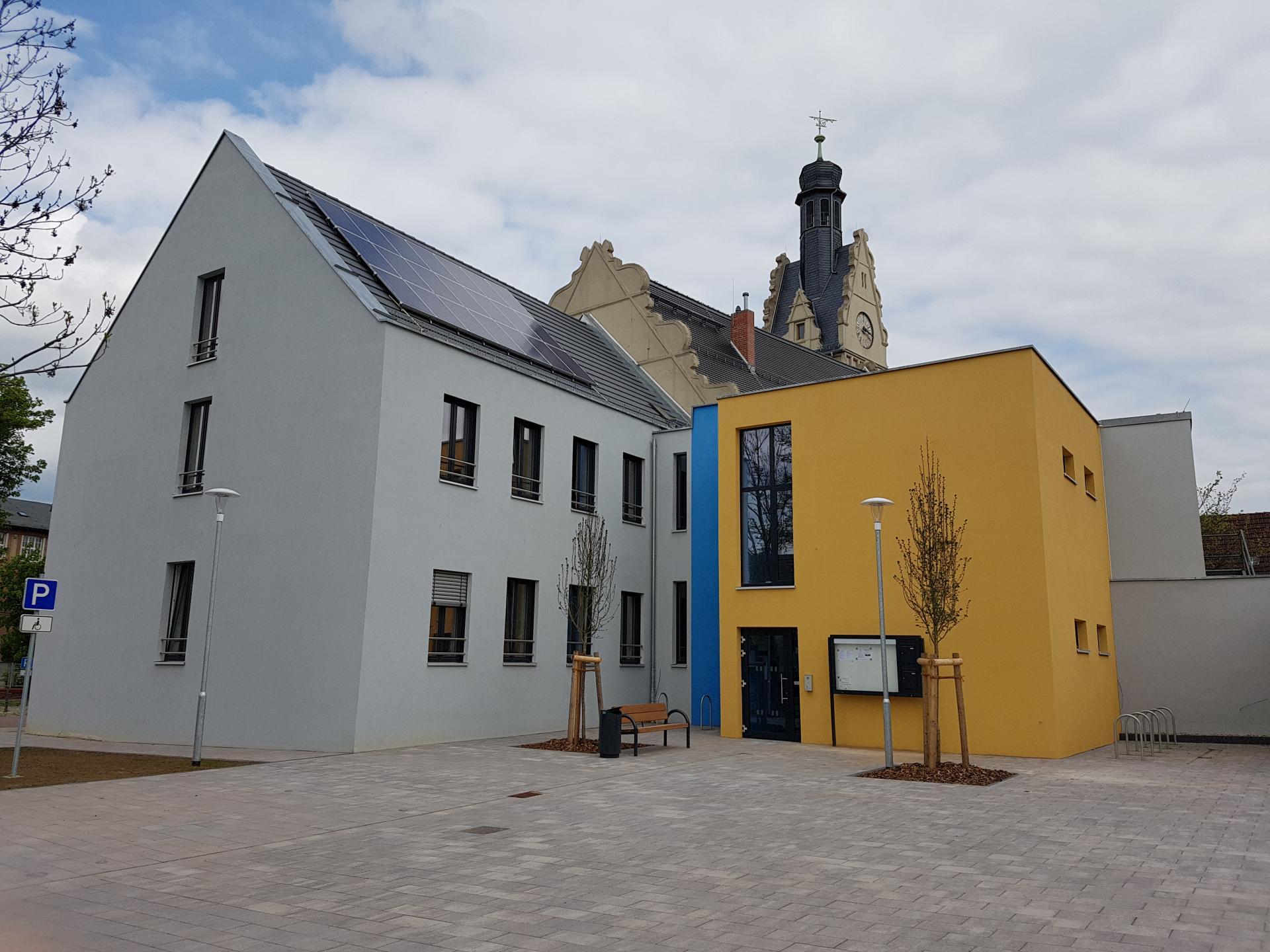 Rathaus Güsten